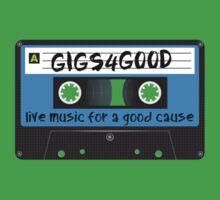 G4G - Tape Deck T-Shirt