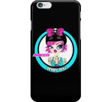 Princess Derby Doll iPhone Case/Skin