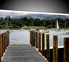 Windermere . by Irene  Burdell