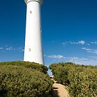 Split Point Lighthouse - Aireys Inlet by Gabriel Skoropada