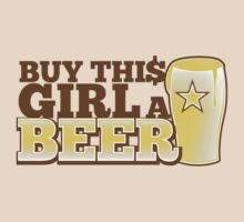 Buy this GIRL a BEER! with $ by jazzydevil