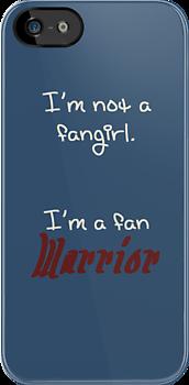 Not a Fangirl by rippledancer