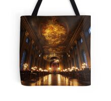 Painted Hall, Old Royal Naval College, Greenwich Tote Bag
