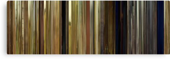 Moviebarcode: Moonrise Kingdom (2012) by moviebarcode