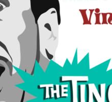 Vincent Price - The Tingler Sticker