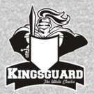 Kingsguard White Cloaks by superedu