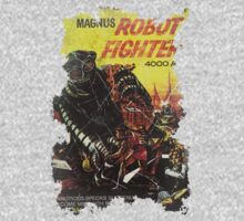 Magnus Robot Fighter - Yellow by Alex Magnus