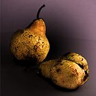 Pear Pair II by Thomas Barker