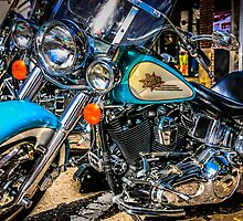 Harley Davidson Motorcycles by chris-csfotobiz