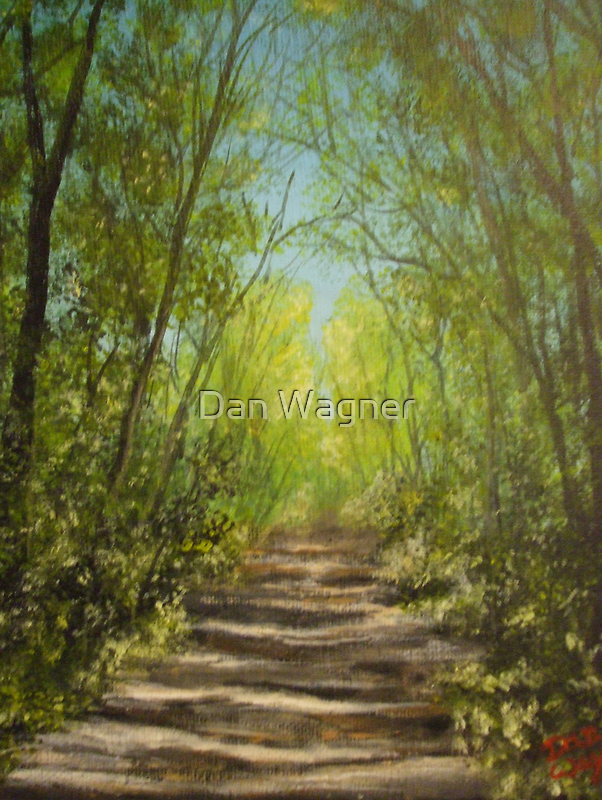 The path by Dan Wagner