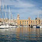 Three Cities, Malta by EylandImages