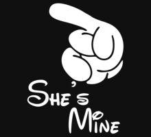 She's Mine by teetties