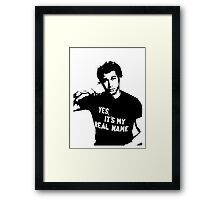 Chevy Chase Framed Print