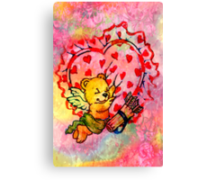 SWEET VALENTINE DREAMS! Canvas Print