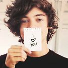 "Harry Styles One Direction ""I Love You"" by meow-or-never10"