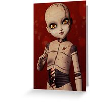 Ball Jointed Doll - Love Greeting Card