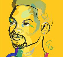 Jiggy Will Smith by Go van Kampen