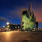 Glasgow transport museum by Grant Glendinning