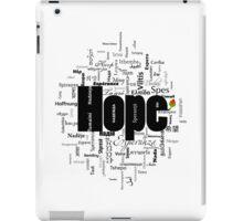 Hope   Esperanza iPad Case/Skin