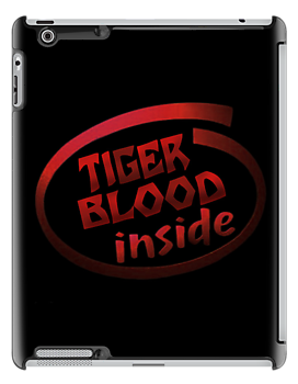 Tiger Blood inside by Paul Gitto