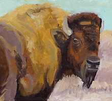 Buffalo by KingVitaman