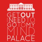 Sherlock - I Need to Go to my Mind Palace by Sam Matthews