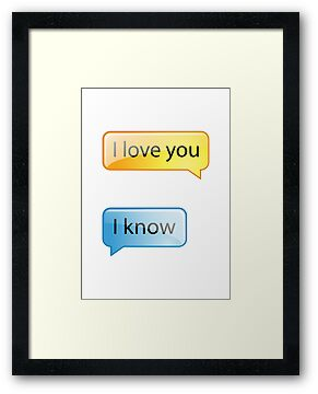 i love you text by Emma Harckham