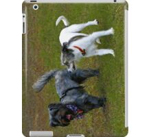 Who Let the Dogs Out? iPad Case/Skin