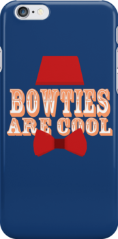Bowties are Cool by Ireffutable