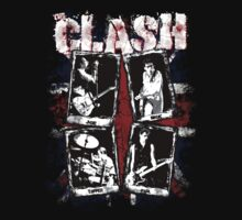 The Clash by blackiguana