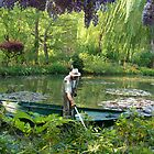 Monet's Garden - Giverny, France by DMRPhotos