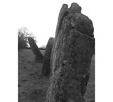 Harolds` Stones 1 Photographic Print