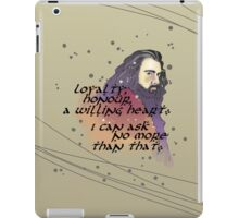 Loyalty iPad Case/Skin