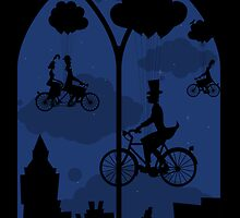 Let's go fly a bike by renduh