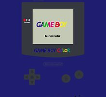 Gameboy Color (Blue) by Gow19