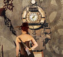 Killing Time... by Karen  Helgesen