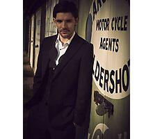 Colin Morgan Photographic Print