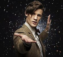 Doctor Who - Matt Smith by dinoSoares20