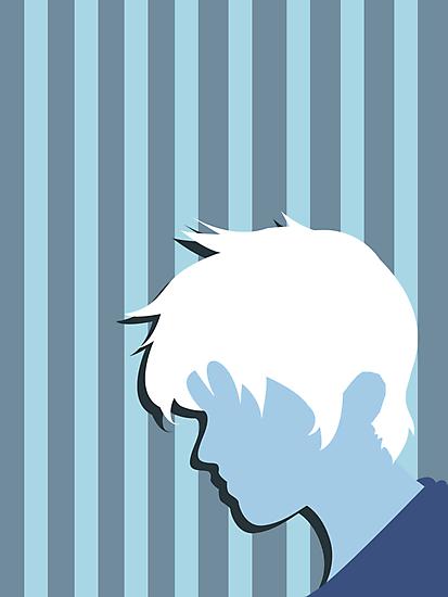 Jack Frost Simplistic Design by MsBroccoliHead