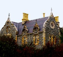 Abercrombie House - Bathurst by Marilyn Harris