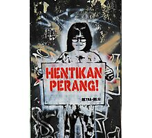 Street Art: global edition # 12 Photographic Print