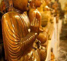 buddhas by Brooke Reynolds