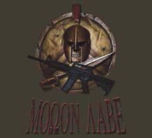 Molon Labe Spartan by ZeroAlphaActual
