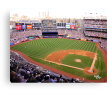 Yankee Stadium | Bronx, New York 2012 Canvas Print