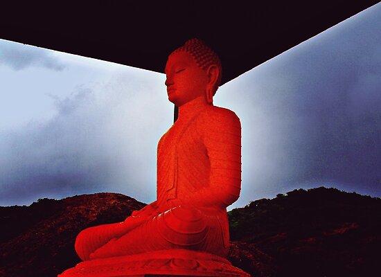 A luminous mind (please see description) by Kanages Ramesh