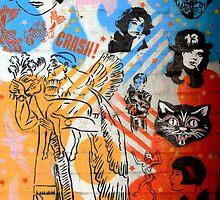 Street Art: global edition # 19 by fenjay