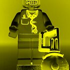 Doctor Toxic Custom LEGO Minifigure by Customize My Minifig by Chillee