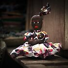 Doll in Kimironko&#x27;s market, Kigali, Rwanda by monsieurI