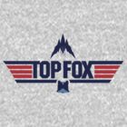 Top fox by coinbox tees