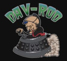 Davros Hotrod by Psychobilly-Tee